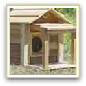 cat huts and furniture