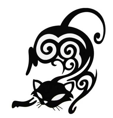 Cat Tattoos And Designs