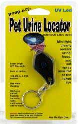 urine locator