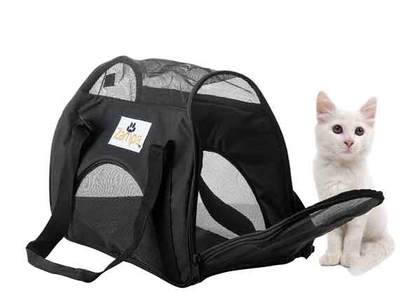 Your Cat Will Be Able To Sit Upright In This Carrier Bag If They Wish Many Other Carriers Do